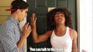 Taylor Swift We Are Never Ever Getting Back Together - Rolanda & Richard (Parody)