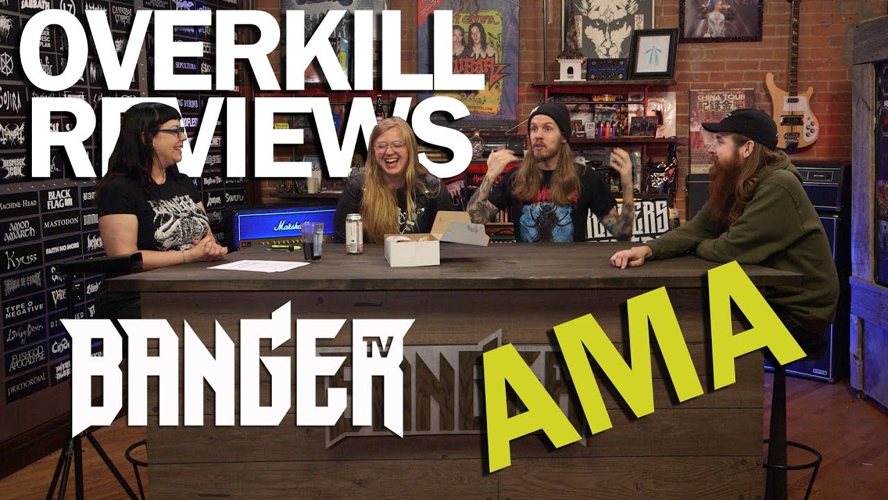 AMA | Overkill Reviews episode thumbnail