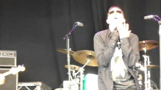 "Marc Almond ""The Dancing Marquis"" Hop Farm Festival July 6th 2014"