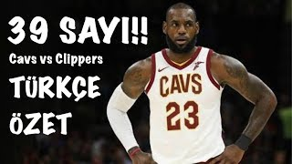 cavaliers vs la clippers full game highlights