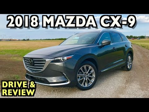 Watch This 2018 2019 Mazda CX 9 Drive and Review