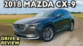 Here's the 2018/2019 Mazda CX-9 on Everyman Driver