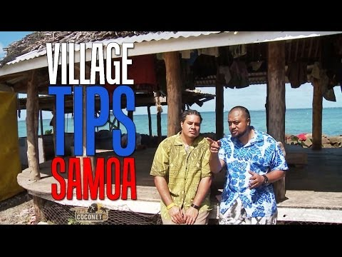 Samoa Village Tips