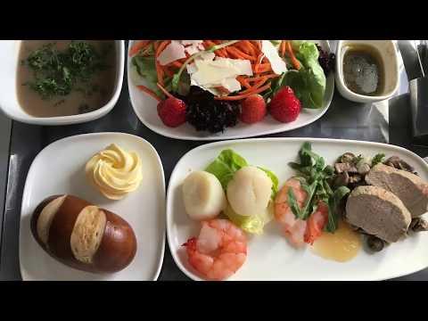 Trip Report Delta Hong Kong To Seattle Business Class