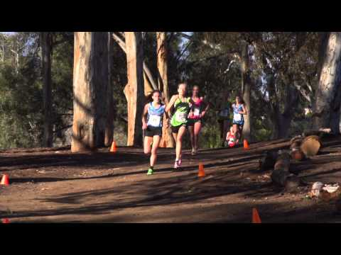 2014 Foot Locker Cross Country Girls National Championship HD