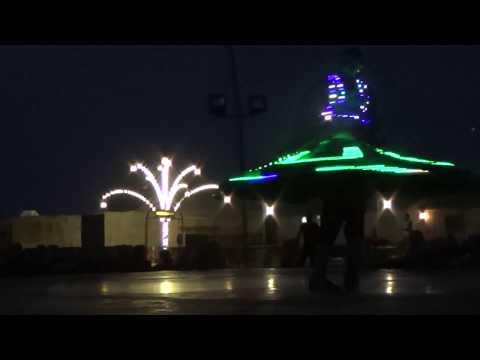 Tanoura dance   Desert Camp   Dubai