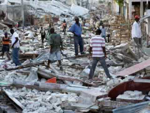 Wavin' Flag: Haiti's Devastation