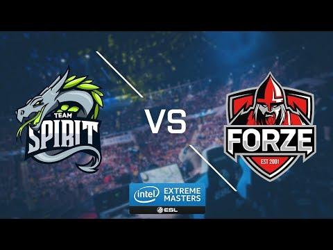 CS:GO - Team Spirit vs. forZe  [Mirage] Map 1 - CIS Minor Closed Qualifier - IEM Katowice 2019