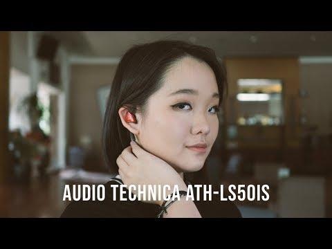 Audio Technica ATH-LS50iS Review | Live Sounding  IEM