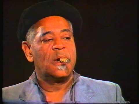 Dizzy Gillespie Interview 1985
