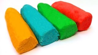 DibusYmas How to Make Play Doh easy...