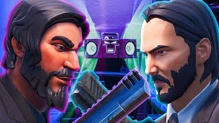 JOHN vs WICK - Fortnite Short Film