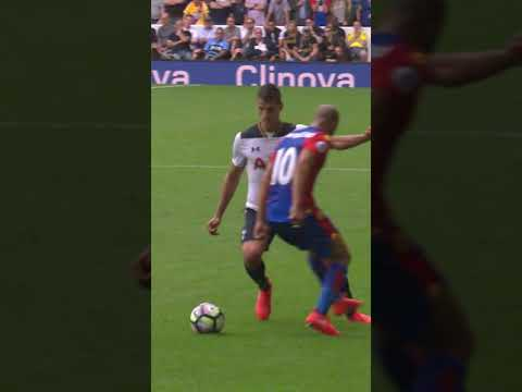 OUTRAGEOUS Lamela nutmeg! The streets will never forget! 😱 #Shorts
