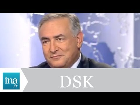 Que pensent les politiques de Dominique Strauss-Kahn ? - Archive INA