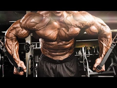 Bodybuilding Motivation – One More Step Forward