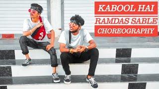 #Kaboolhai #Muhfaad #dance Kabool Hai Muhfaad | Ramdas Sable Choreography | Dance 2019