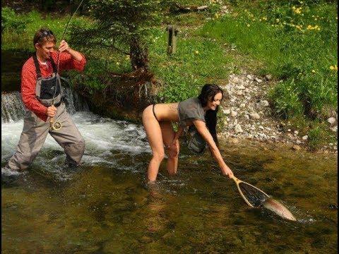 Приколы на рыбалке № 7