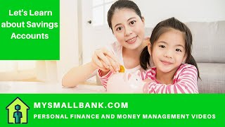 Banking Explained – Savings Account