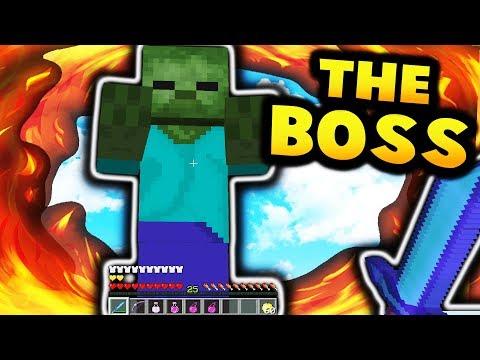 NEW BOSS ON SAICOPVP! | Minecraft FACTIONS #707