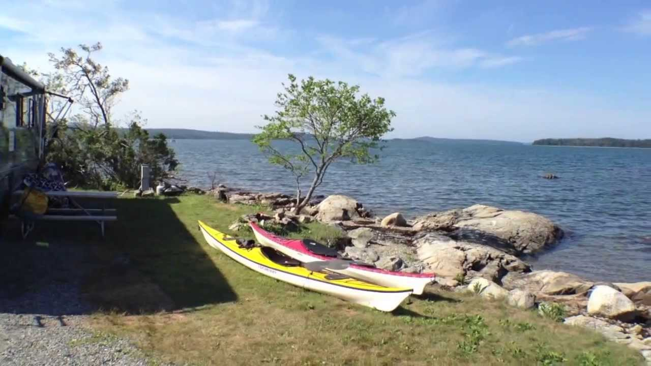 Bar Harbor KOA \ Camping in Maine M&J RV Travel Adventures