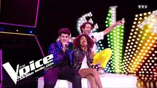 Mika - Relax, Take It Easy   Whitney - Gjon's Tears   The Voice 2019   Semi-final Audition