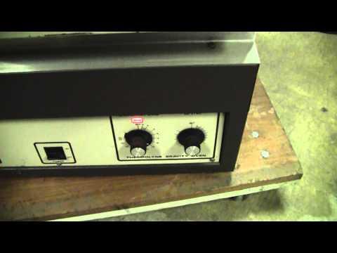 Thermolyne Gravity Oven OV 35325