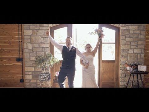 Caleb & Lesleigh | Lumix GH5 Wedding Film
