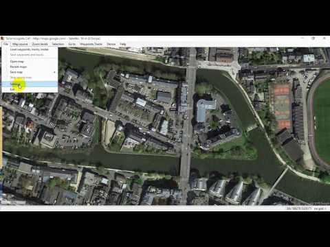 Download very hight resolution satellite image into 5m