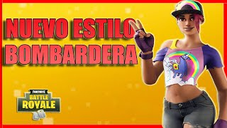 JOGANDO com * novo * SKIN PLAYER BOMBARDER-Fortnite