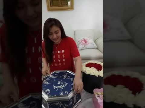 Chintya Sari Ulang Tahun yg Ke 35 thn