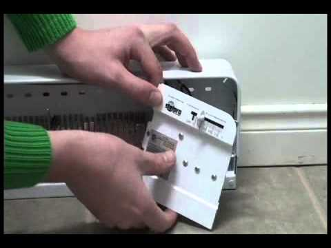 Stelpro  Installation du thermostat électronique (B1T1ER