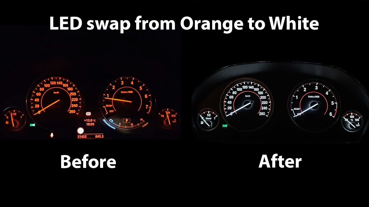 Bmw F30 Instrument Cluster Color Page 2 Bmw 3 Series And 4 Series Forum F30 F32 F30post