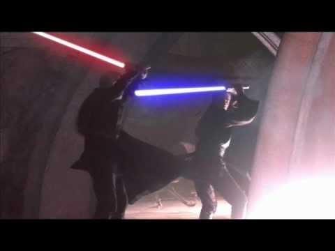 Description of Shien Lightsaber Combat - YouTube
