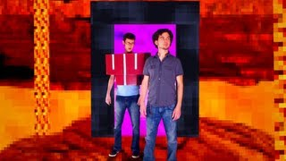 MINECRAFT: Worlds Collide (Live-Action Fan Film)
