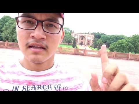 Humayun Tomb Exact Replica of Taj Mahal!!!