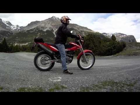 My Beta Alp 4.0 2012 - The Play Bike - Video 1