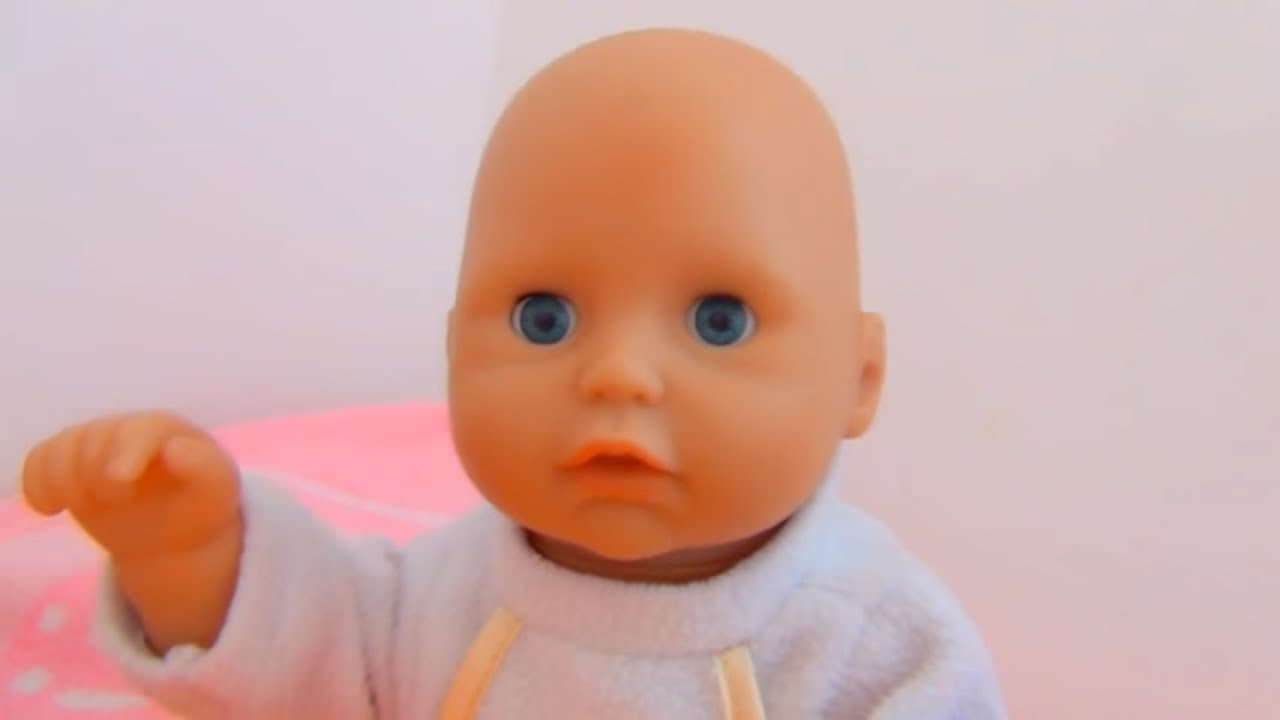 Play with Baby Annabell Interactive Doll for children ...