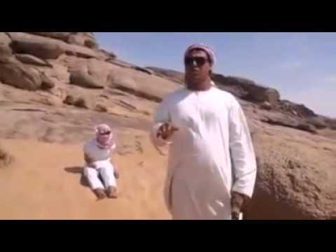 مقطع رد على مقطع  الداعشي سعد اللي قتل ابن عمه