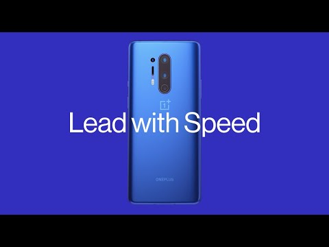 OnePlus 8 Pro - Lead with Speed