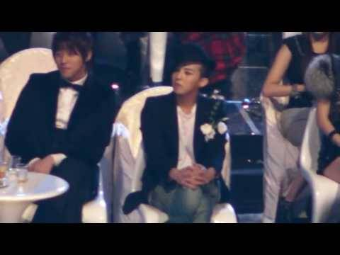 [HD] Fancam G-Dragon KISS - BF IS NOT PLEASED WITH HIS GF