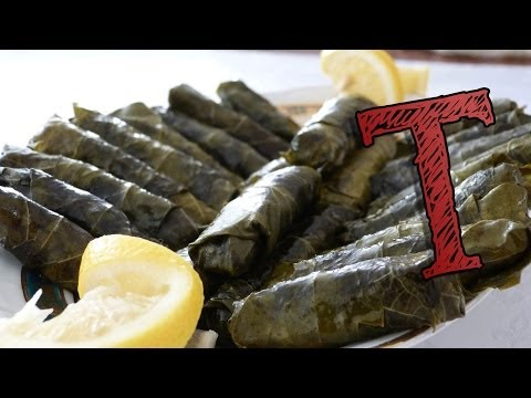 Turkish Stuffed Grape Leaves Recipe | How to make the Best Sarma