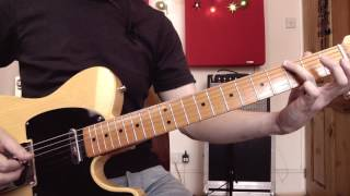 How to Play Chicken Pickin' Style Country Licks | Guitar Lesson