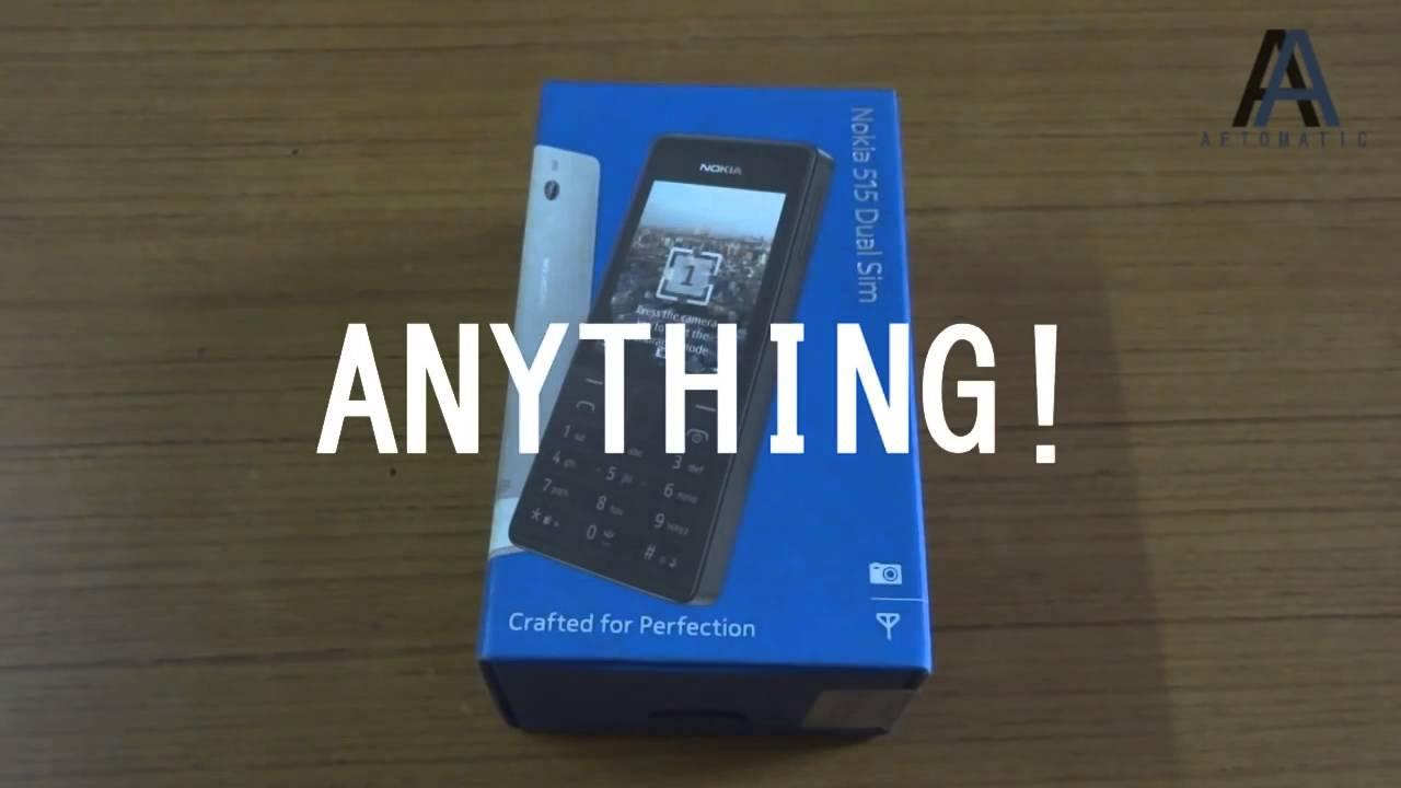 Nokia 515 Price