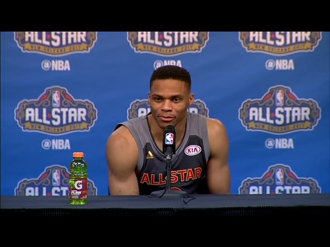 2017 Russell Westbrook most SAVAGE interviews!!
