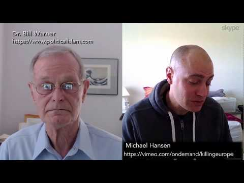 Michael Hansen on the cancelation of the movie, Killing Europe
