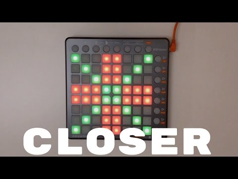 The Chainsmokers - Closer  Launchpad S Cover