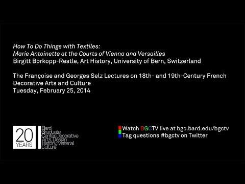 Birgitt Borkopp-Restle—How To Do Things with Textiles