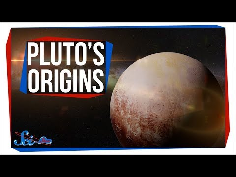 Why Pluto Might Be a Billion Comets