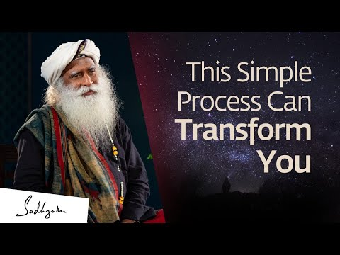 This Simple Process Can Transform Your Life Phenomenally