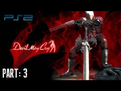 DMC: Devil May Cry - Gameplay Part 3 [PS2] 720p [HD]